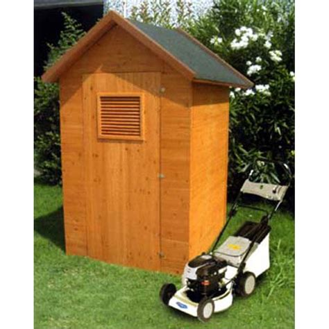 casette per attrezzi giardino casetta legno per attrezzi 120x130x205 sirc101290010