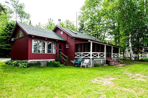 Rangeley Maine Cabins For Rent by Rental Cottage On Rangeley Lake