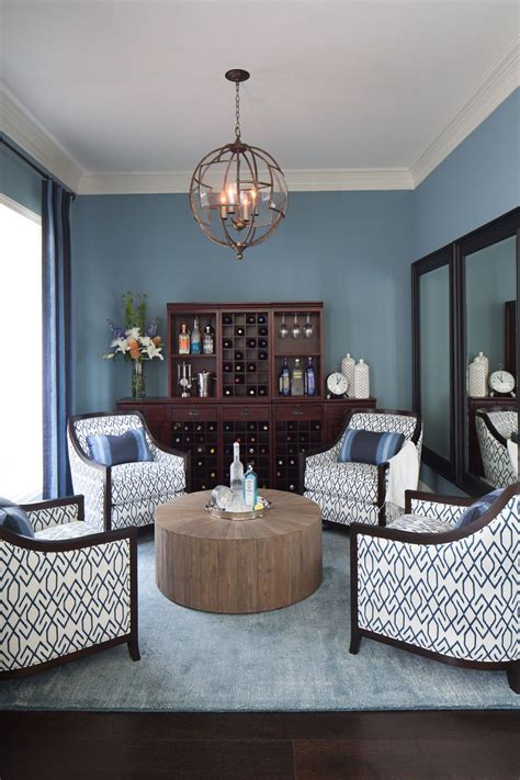 Small Armchairs Design Ideas 15 Circular Conversation Seating Areas 4 Chairs Around A Coffee Table Conversation Coffee