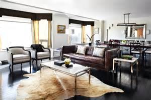 Brown Leather Sofa Living Room Materials Archives Klein On Design