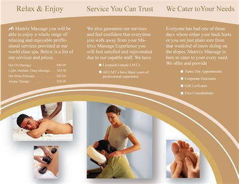 massage brochure continued by danstosich on deviantart