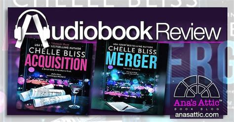 merger takeover duet book 2 books audiobook review acquisition and merger by chelle bliss