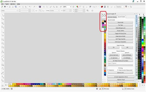 Corel Draw X7 Won T Open | document palette won t clear on close coreldraw x7
