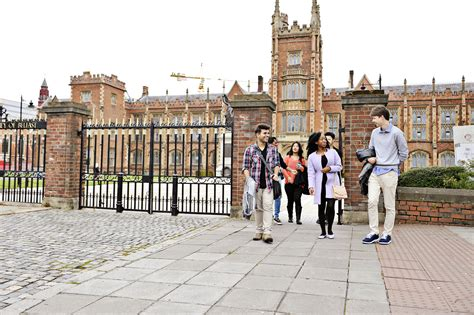 Qub Mba Fees by Into S Belfast Universities In Uk Iec