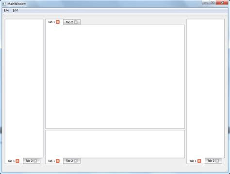 layout qt widget c qt splitter layout resize behaviour using qt