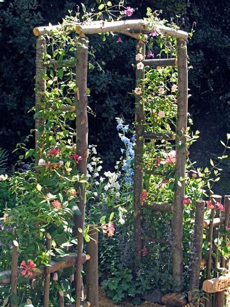How To Build A Garden Arch Best 25 Garden Archway Ideas On
