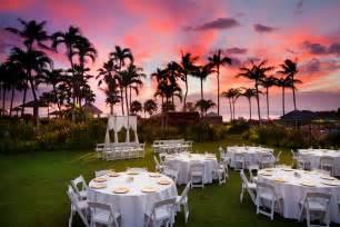 Maui wedding venues sheraton maui resort amp spa anuenue lawn