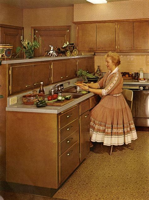 wood mode kitchen cabinets wood mode kitchens from 1961 slide show of 15 photos