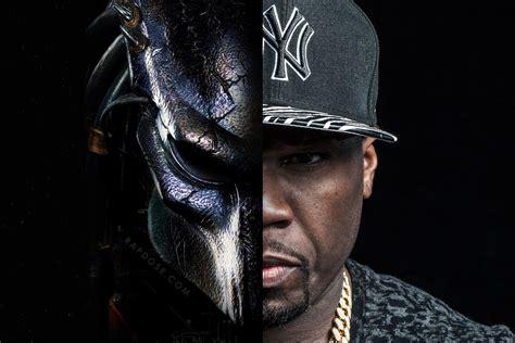 aktor film predator 50 cent to star in 2018 predator movie reboot rap dose