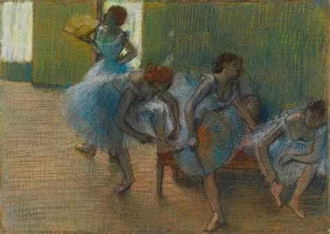 drawn in colour degas from the burrell collection review guilty pleasures at the national gallery
