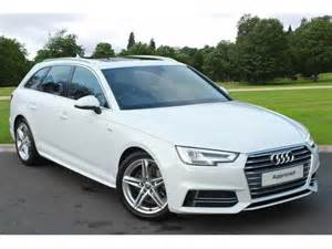 used 2016 audi a4 2 0 t fsi 190 ps s line avant for sale