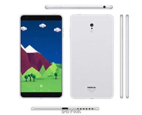 Hp Nokia C1 smartphone terbaru hidup lagi nokia bikin 3 ponsel