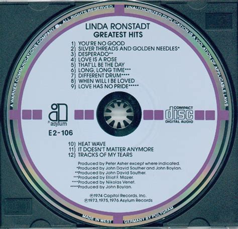 columbia house music cds keith hirsch s cd resource 187 blog archive 187 the west german target cd of linda