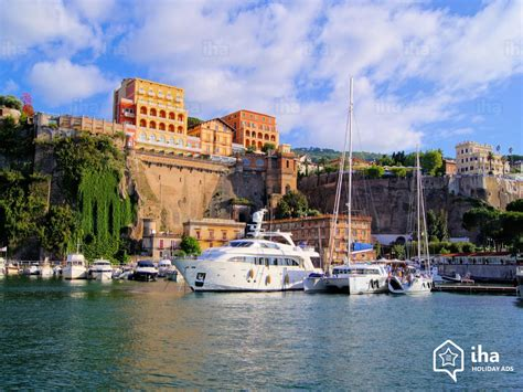 appartments in sorrento sorrento rentals in a chalet for your vacations with iha