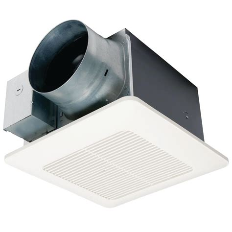bathroom exhaust fan 150 cfm panasonic whisperceiling 150 cfm ceiling exhaust bath fan