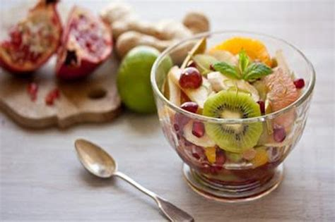 resep membuat salad buah segar resep salad buah nan segar buat lebaran