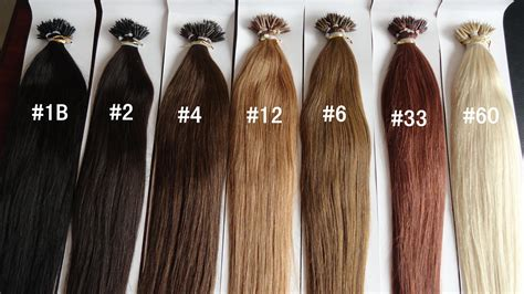 color 2 hair 6a grade nano ring hair extension 100 human