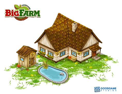 big farm house big farm