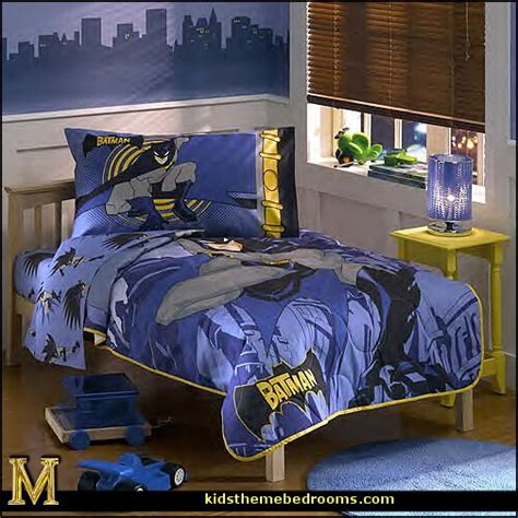 batman room ideas decorating theme bedrooms maries manor superheroes