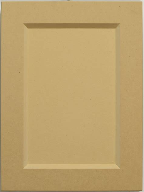 Allstyle Tilford Mdf Kitchen Cabinet Door Bevelled Inside Mdf For Cabinet Doors