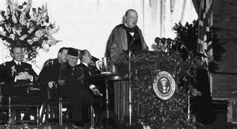 winston churchill iron curtain speech 1945 nazi crackdown yes we can re show it