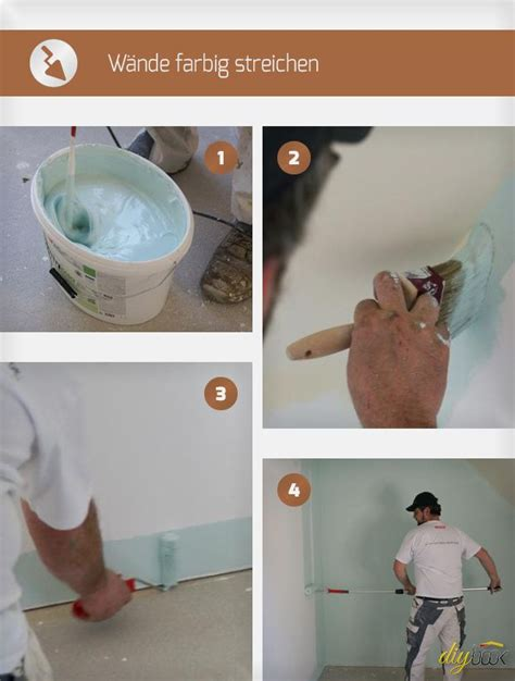 Strukturtapete Streichen Tipps by 86 Best Images About Selbermachen Bauen Renovieren On