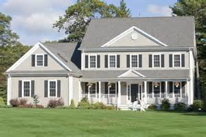 Picking Exterior Paint Colors For Your House - roof colours photos