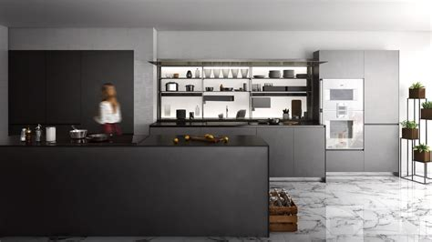 Architectural Kitchen Design Architectural 3d Render Kitchen Design Archicgi