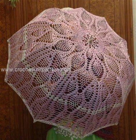umbrella knitting pattern crochet umbrellas beautiful crochet patterns and
