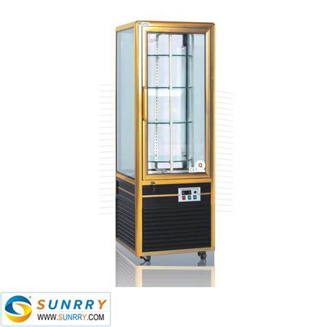 Glass Door Refrigerator For Sale Commercial Supermarket Upright Transparent Glass Door Mini