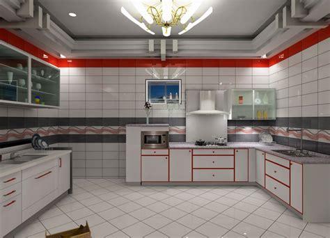 Modern Kitchen Cabinets Sana Almajd Contracting
