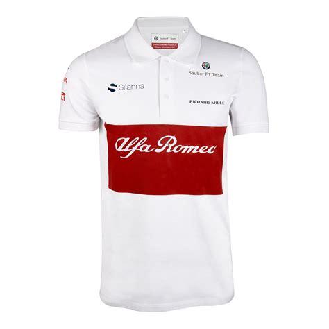 Alfa Romeo Shirt by Alfa Romeo Sauber F1 Team 2018 Camisetas Fn
