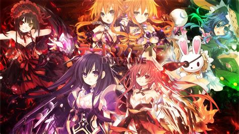 wallpaper anime date a live megapost wallpapers hd de date a live taringa