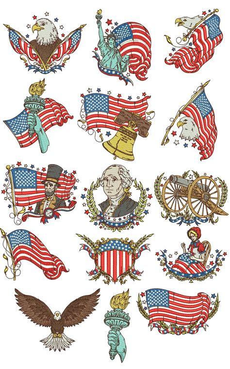 Vintage Story Bundle Sale Sz12 vintage americana machine embroidery designs by sew swell