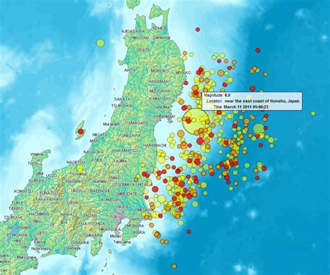 earthquake prediction 2017 scientist predicts another major earthquake in japan by