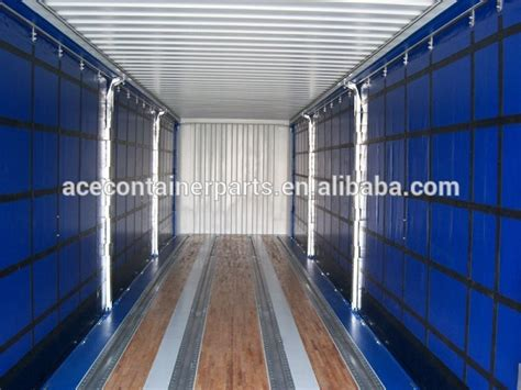 curtain sided containers for sale 45ft curtain side container view curtain side container