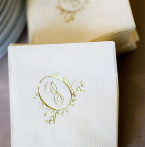 design ideas napkins design options for wedding napkins from embossed and