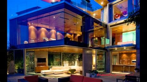 World S Best House Plans glass houses from around the world design hd youtube