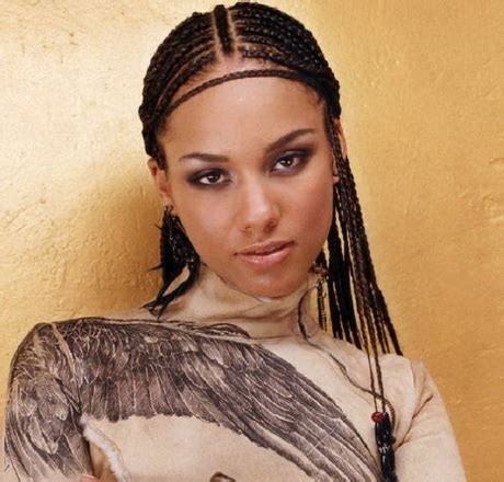 popular nigerian braids cornrow braid hairstyles