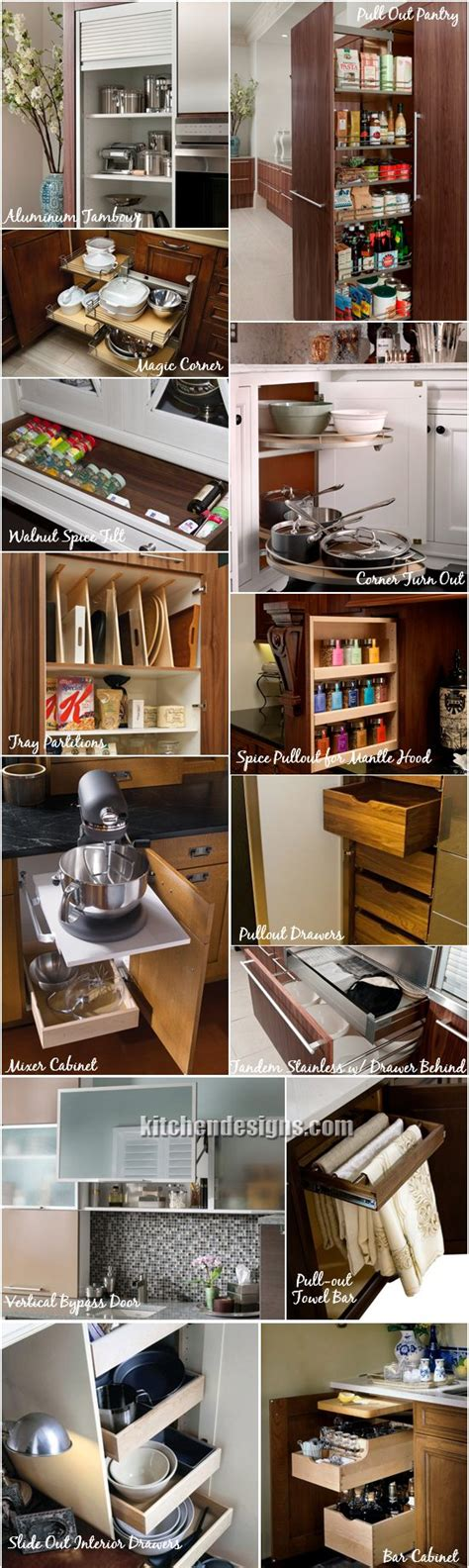 wood mode cabinet accessories cabinet and drawer ideas kitchen design by ken