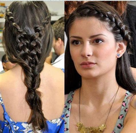 new easy and beautiful hairstyles 30 cute braided hairstyles style arena