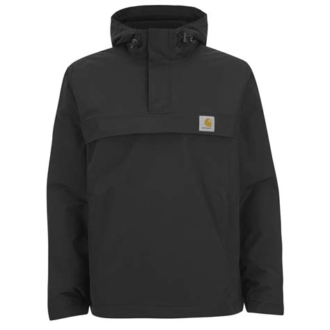 Fleece Lined Pullover Dress carhartt s nimbus fleece lined pullover black
