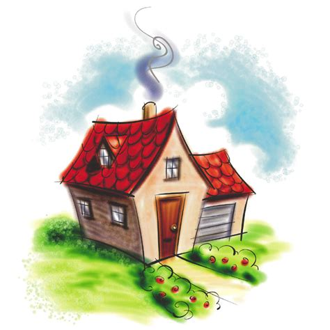 cartoon house cute cartoon house clipart best
