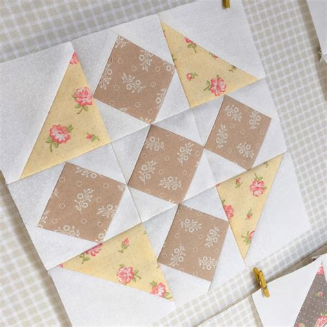 Crossroads Quilt Block by Carried Away Quilting Crossroads Quilt Along The