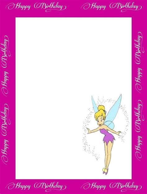 Design For Birthday Cards Borders 1000 Images About Border Design On Pinterest Pink Cards