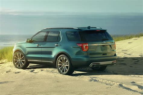 2016 ford explorers 2016 ford explorer pictures photos gallery green car reports