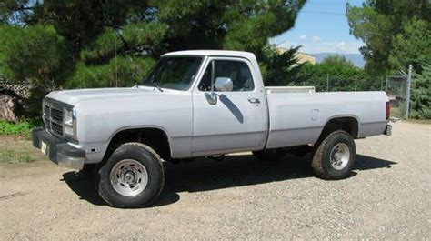 sell used 1993 dodge ram 2500 in hill city kansas united states for us 16 200 00 sell new 1993 dodge ram 2500 cummins 4x4 in c verde arizona united states for us 4 500 00