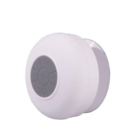 Bluetooth Waterproof Shower Speaker by 50 On Soundtronic Bluetooth Shower Speaker With Mic