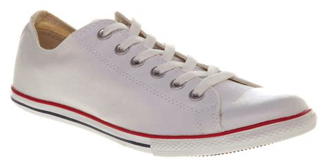 Sweater Converse Two By Syintashop lyst converse chuck slim white in white for