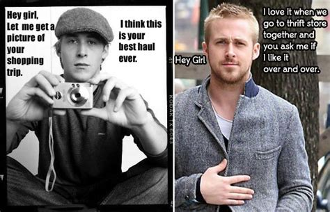 Girl Shopping Meme - stylish fun ryan gosling hey girl 11 fashion memes